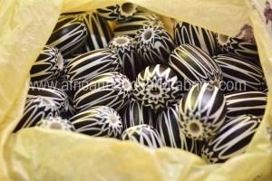 Chevron beads