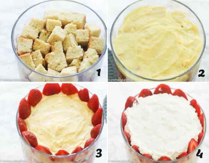 Strawberry Trifle.4