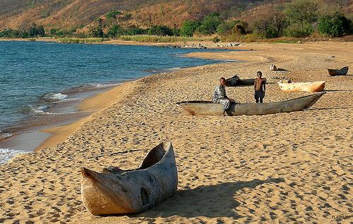 Shores of Lake Malawi