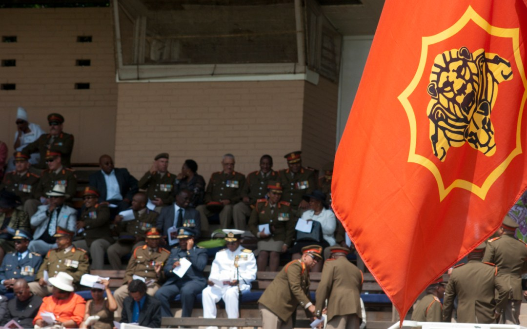 Five Things You Never Knew About the South African Military