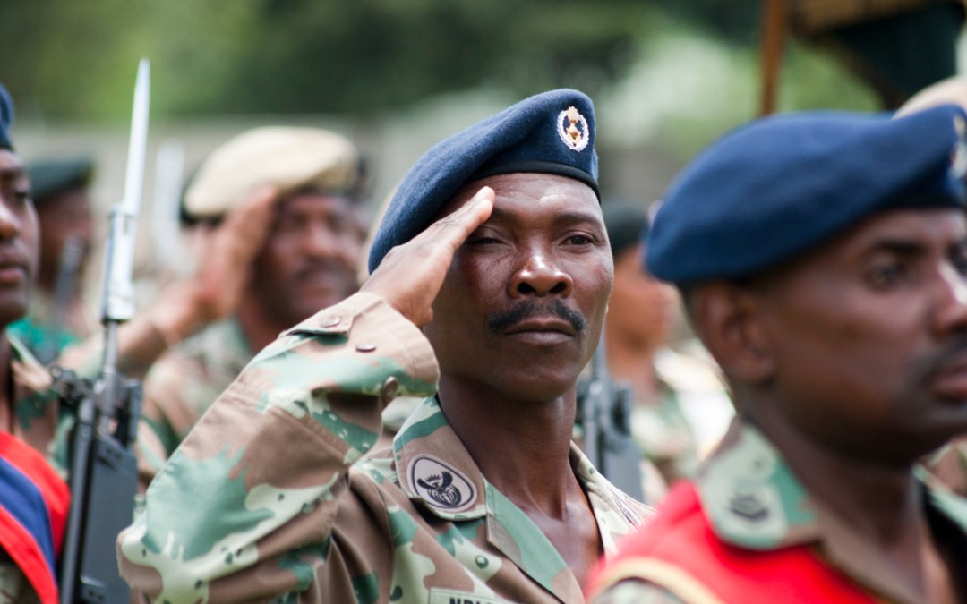 What the DRC tells us about South Africa's Army