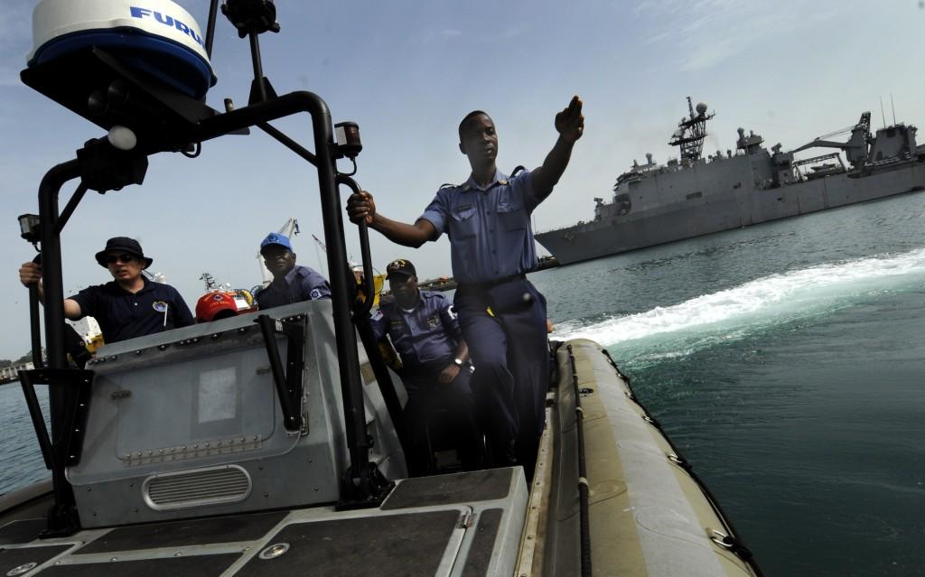 U.S. Navy photo by Mass Communication Specialist 1st Class Martine Cuaron