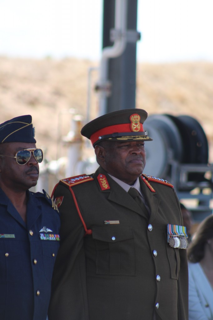 Chief of SA Army Lt Gen Masondo. ADR/JOHN STUPART