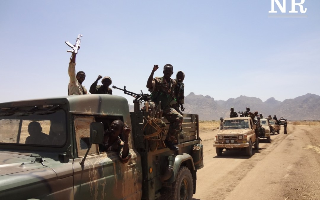 Conflict Looms as Sudanese Troops Assemble