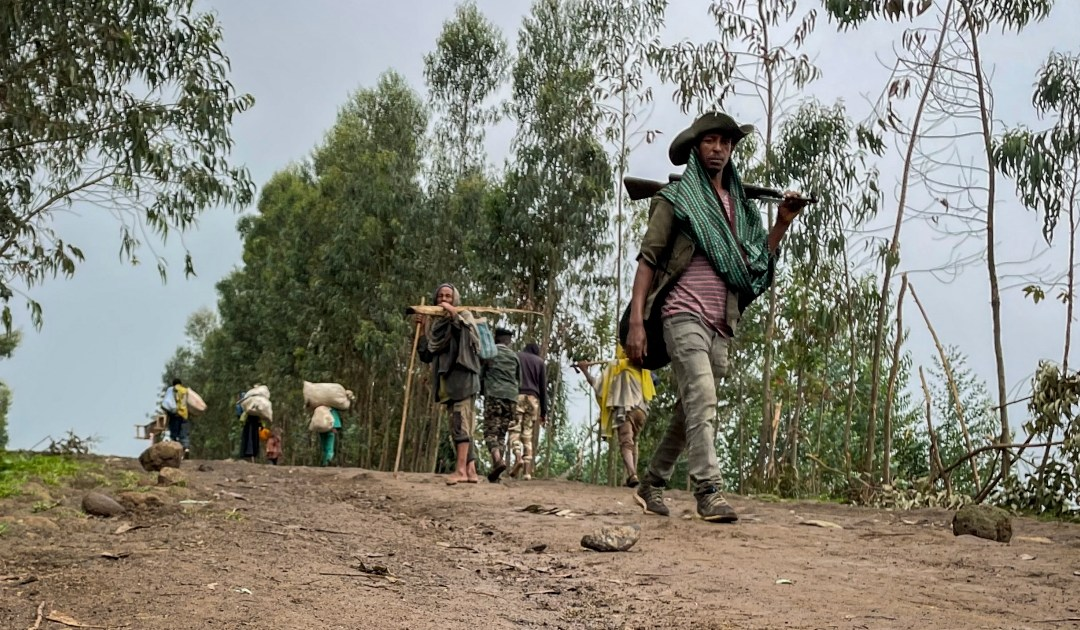 Witnesses accuse Tigray fighters of Kobo killings | Ethiopia News | Al Jazeera