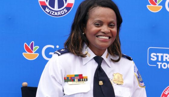 Black Assistant Police Chief In DC Told To Get An Abortion Or Lose Her Job   Magic 95.5 FM