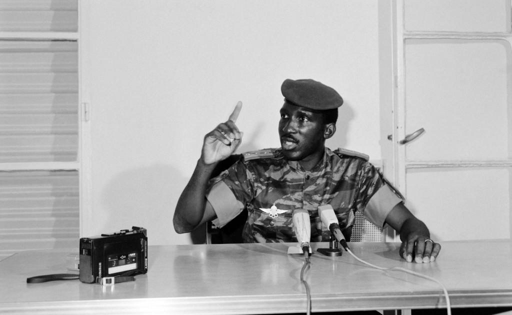 Burkina Faso to open trial on 1987 Sankara assassination | News | Al Jazeera