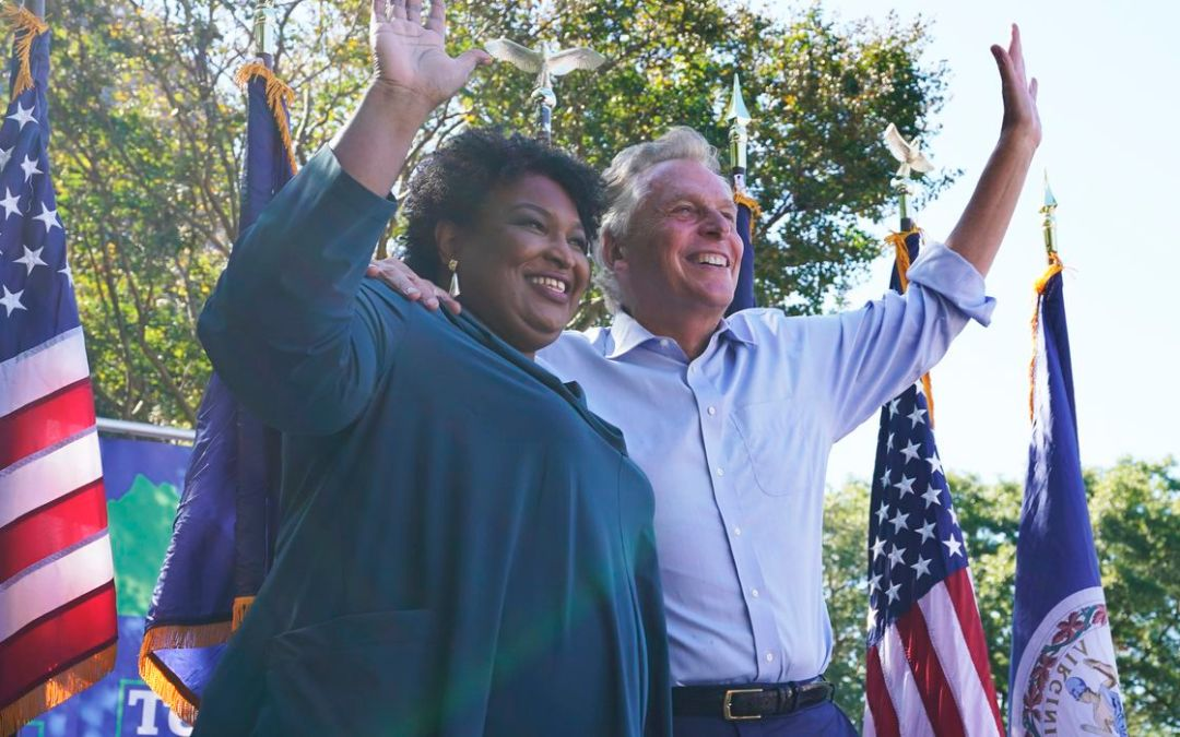 Voting rights loom large for Virginia's Black electorate in razor-tight governor's race – Washington Times