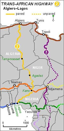 tran-african-highway