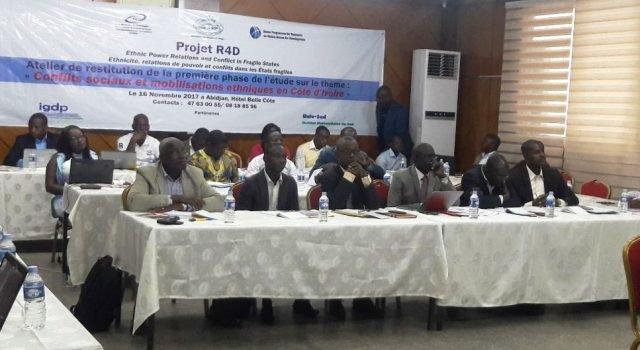Gestion des affaires de l'Etat / Des sociologues ivoiriens parlent à Ouattara et préviennent: «L'exclusion de certains groupes ethniques peut entraîner des conflits intercommunautaires»