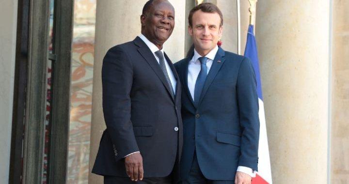 Soutien au troisième mandat de Ouattara: Les faiblesses des arguments de Macron…  il court le risque de créer ou exacerber un sentiment anti-français (Par Abel Doualy)