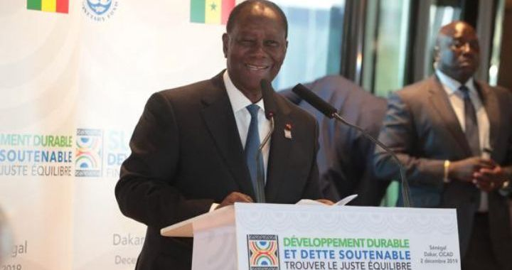 Endettement/Depuis Dakar, Alassane Ouattara avoue: L'«augmentation de la dette publique limite la marge de manœuvre budgétaire pour les besoins futurs de développement»