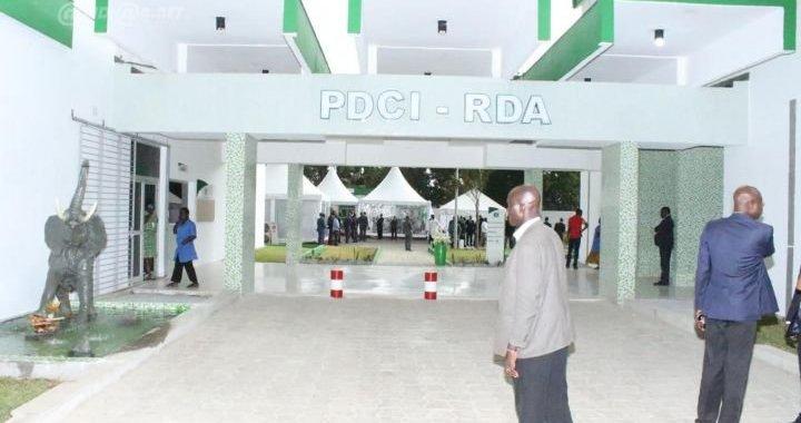PDCI : Le Conseil de discipline se réunit ce jeudi 1er octobre…