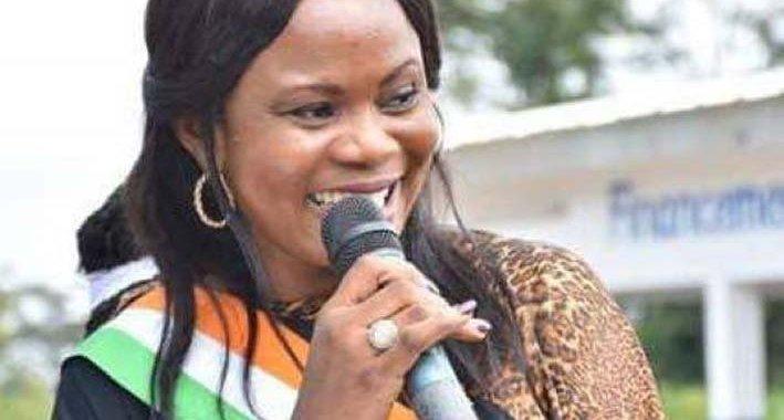 Honorable Eveline Taly KPONH (UDPCI) crache ses vérités au RHDP: «Prendre acte ne veut pas dire soutenir Gon Coulibaly… L'UDPCI n'a jamais été dissout»