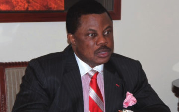 Image result for Governor Willie Obiano of Anambra State