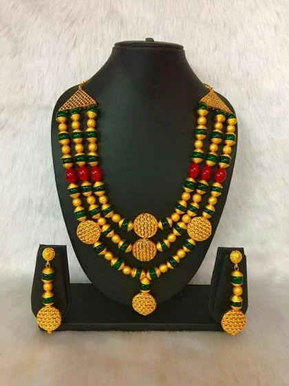 Galam Necklce African Fashion