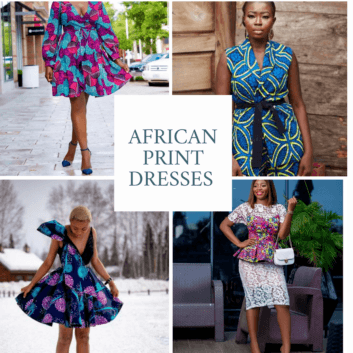 Latest Ankara Styles; 30+ Styles April 2019