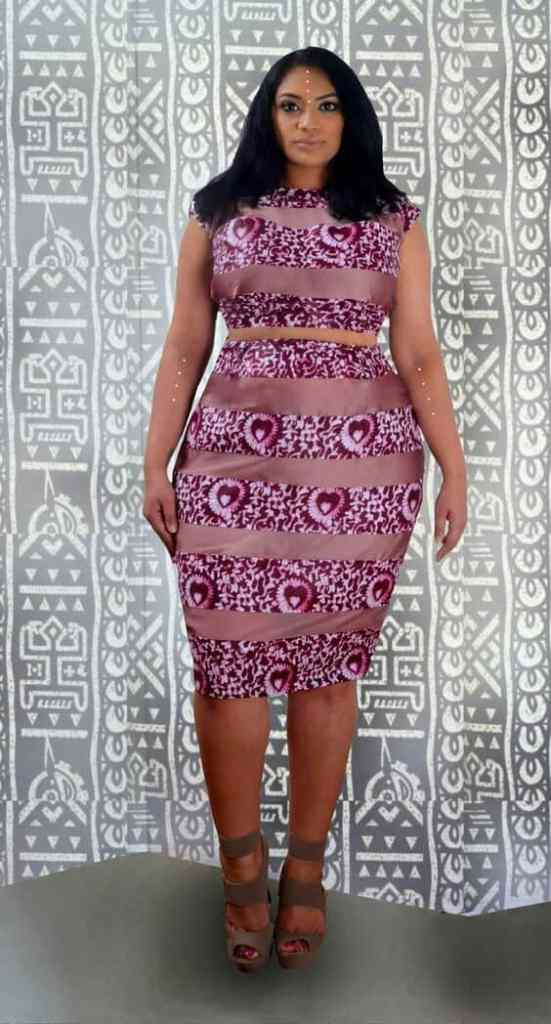 Plus size Ankara dresses 7