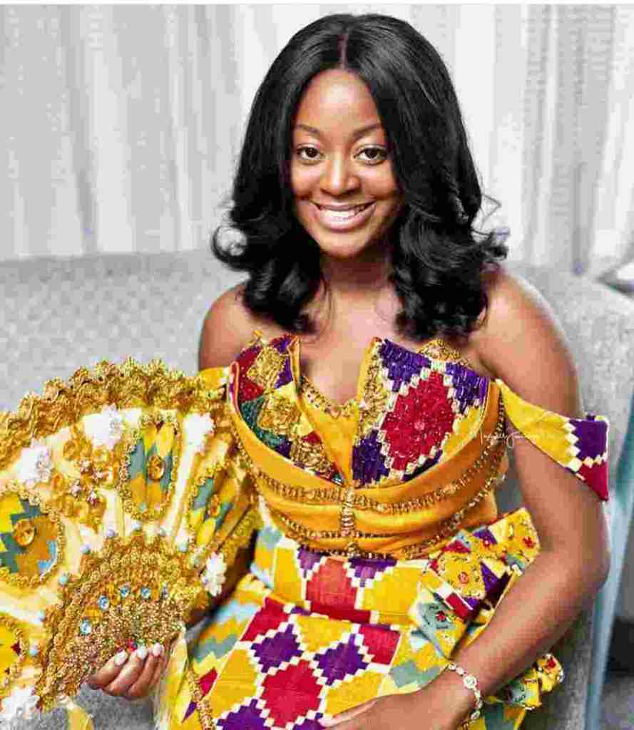 STYLISH AND GLAMOUROUS GHANA KENTE STYLES IN 2019 2