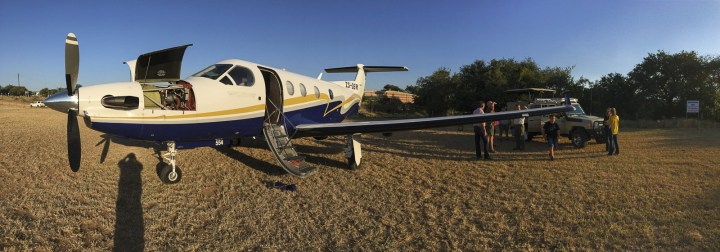 Hoedspruit - Flying Safari