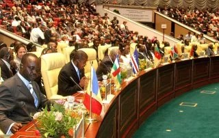 Israel Want Observer Status At The African Union
