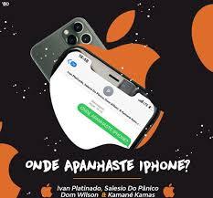 Ivan Platinado, Salesio do Panico, Dom Wilson e Kamané Kamas – Onde Apanhaste iPhone