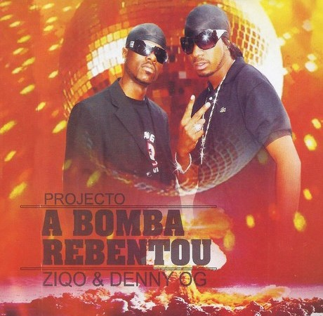 Ziqo e Denny OG - A Bomba Rebentou (Álbum)