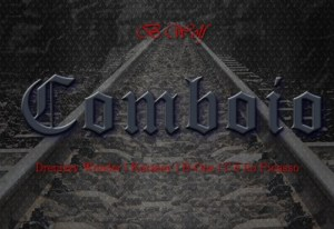 B.Wolf - Comboio (ft. Drenizzy Wonder, Kutzeey, B-One & Célio Picasso)