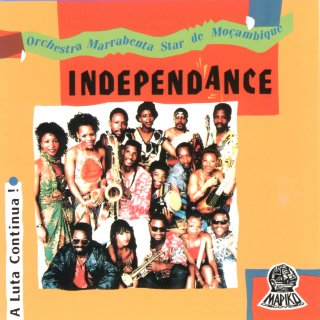 Orchestra Marrabenta Star De Moçambique ‎– Independance (Album) 1989