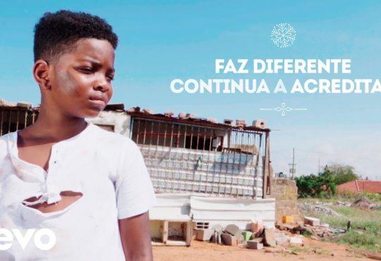 Anna Joyce e Rui Orlando - Faz Diferente Continua a Acreditar (Video)