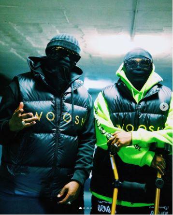DBN Gogo & Major League DJs - Roboto (feat. Reece Madlisa, Zuma & Luu)