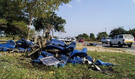 Acidente de viação mata mais de 30 pessoas em Manhiça