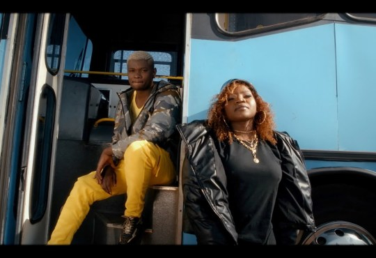Makhadzi - Ghanama [Ft Prince Benza] (Video)