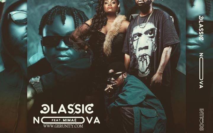 Classic Nova - Pilha Usada Remix (feat. Mimae)
