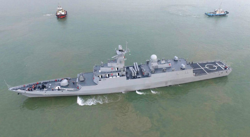 THE TOP 10 BEST AND MOST POWERFUL WARSHIPS IN AFRICA 2018