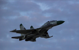 Angola receives twelve Sukhoi Su-30K jets, upgraded to 'SM' standard