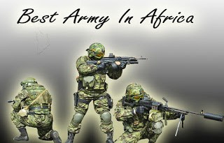 best and most powerful army in africa