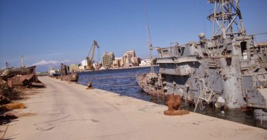 Libyan Navy spokesman says Italy will deliver boats in October