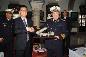 Algerian Navy may have acquired about a dozen new Chinese mach 3 capable CX-1 anti-ship missile