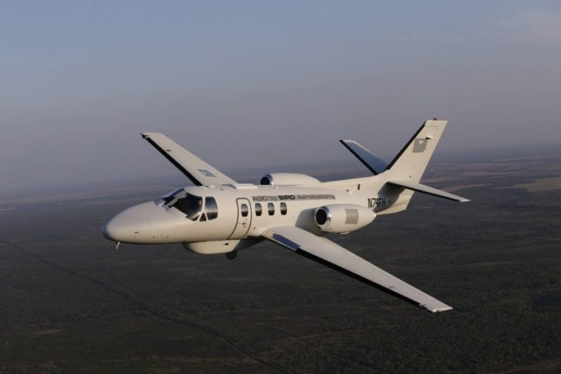 African country acquires BIRD Aerosystems Maritime Surveillance system
