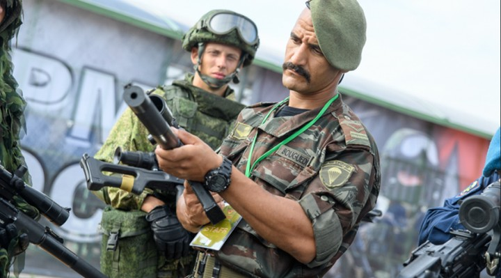 Algerian Special Intervention Group