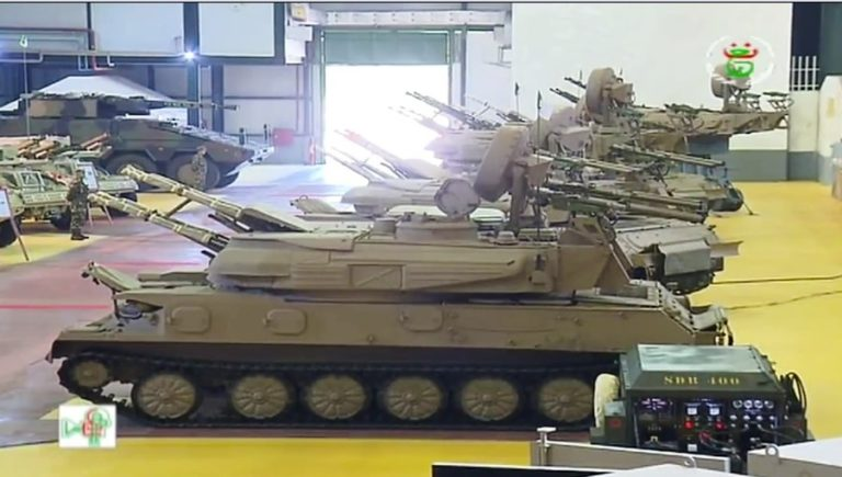 Algeria to produce the Boxer infantry fighting vehicle (IFV) locally