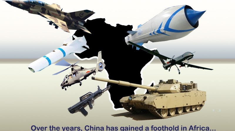 chinese arms export to africa