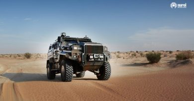 IDEF 19: Nigeria possibly interested in the EJDER YALÇIN 4x4 Armoured Vehicle