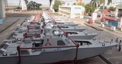 Nigeria set to receive Vietnamese made patrol boats