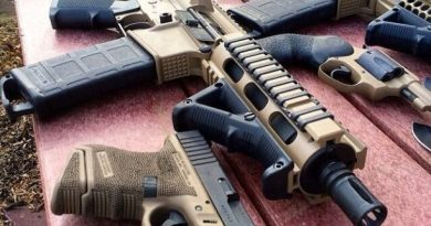 Kenyan made weapons