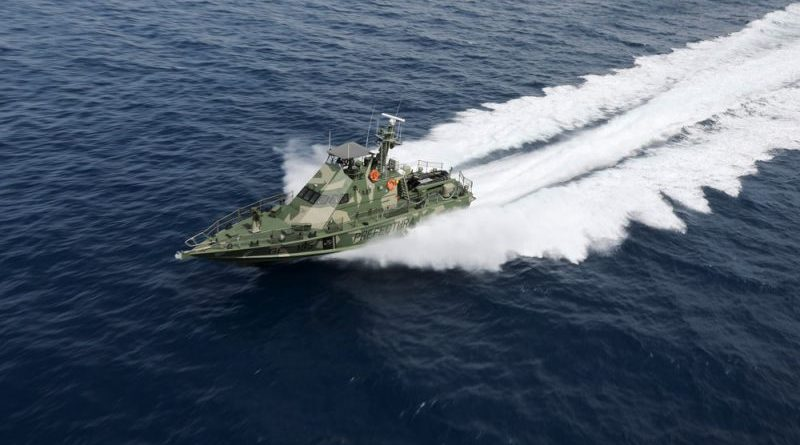 Israel Shipyards set to deliver Shaldag Mk II patrol boat to Senegal