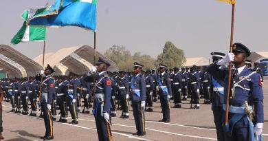 Nigerian Air Force ranks and salary