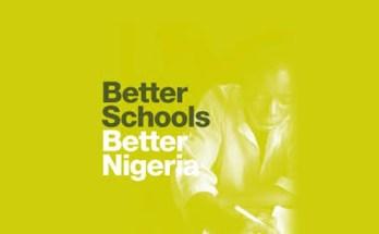 Better Schools, Better Nigeria