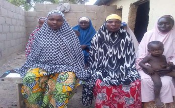 A cross-section of pregnant mothers from Kunshama community